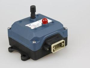 Nachladbarer industrieller drahtloser Radiokran Fernsteuerungs mit dem 500m Abstand