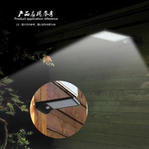 indicatore luminoso solare della parete dell'iarda di vendita 42LED della fabbrica calda di alta qualità