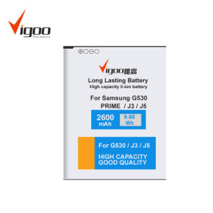 Gran capacidad de larga duración batería del teléfono móvil S5830 de Samsung