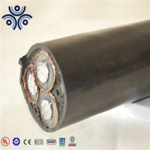 3*35mm2 0.6/1kv Aluninum Leider 3 Kabel van de Macht van de Kern de XLPE Geïsoleerde met Gepantserd
