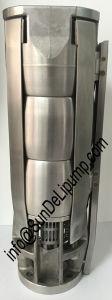 (8SP95/1-5.5kw) 6inch/8inch/10inchステンレス鋼の深い井戸の電気浸水許容の水ポンプ