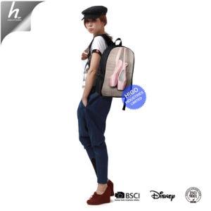 3D-школы рюкзак с логотипом студент Schoolbag непосредственно на заводе