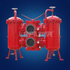 Leemin Zu-de alta presión H Filtro de línea, Zu-H630X20BP Filtro de línea de presión
