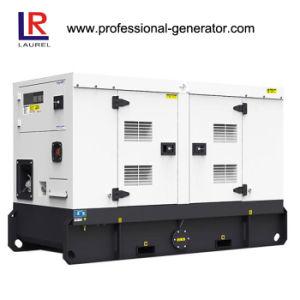 22kVA/18kw Soundproof Silent Diesel Generator