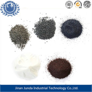 Os abrasivos de metal de carbono/Cast/jacto S330 S390 Captura de aço Fabricação com padrão SAE