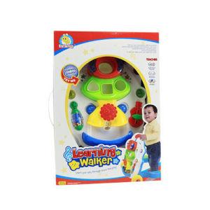 Brinquedo de Carrinho de Criança de Bebê Plástico da Música (H0001160)