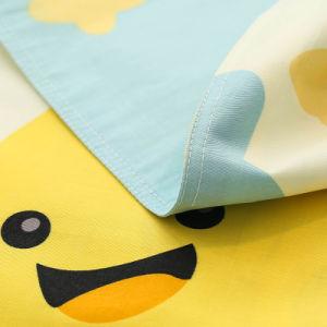 Estilo europeu conjunto de roupa de cama de bebé berço de algodão