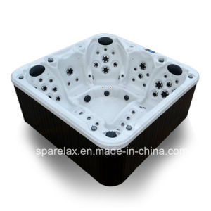 Jacuzzi portable Baignoire de massage SPA avec une belle apparence (S520)