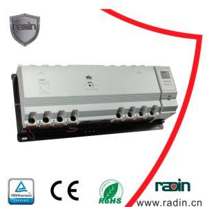 Groupe électrogène de puissance Double commutateur de transfert