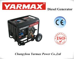 Aprire il tipo serie diesel del generatore