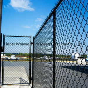 Rete fissa del metallo di collegamento Chain della rete fissa della rete metallica dell'acciaio inossidabile PVC/Galvanized