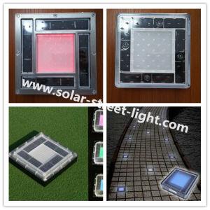Metro de alta potencia LED Solar LUZ EMPOTRADA