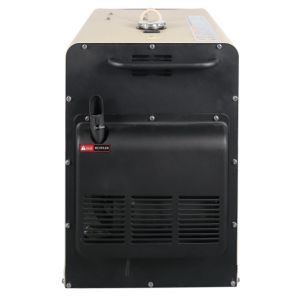 5kw Basic-Starting Generador Diesel