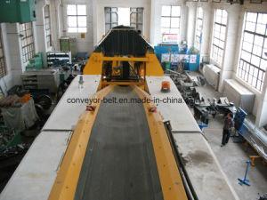 Transportador de cinta de goma y caucho Cinta de tela para el sistema Conveyoring