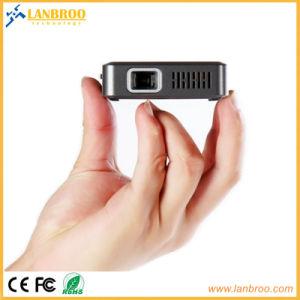 Ультра мини проектор DLP поддержка Mhl связи с мобильного телефона/VGA-В/TF карты 32 Гбайт