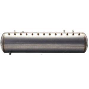 ヒートパイプの真空管の加圧太陽熱コレクター