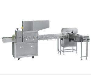 Lleno de tipo horizontal de acero inoxidable 304 Full-Auto helado Máquina de embalaje