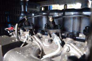 Бесшумный дизельных генераторах 38ква с Keypower генератор переменного тока
