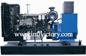 20kVA~150kVAはパーキンズエンジンを搭載するタイプディーゼル発電機を開く