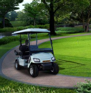 Boa qualidade de carrinhos de golfe 2 Lugares Zhongyi Autocarro Turístico