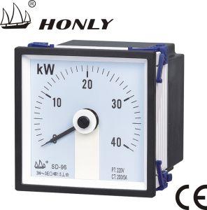 Указатель серии SD Трехфазный блок распределения питания типа три провода сбалансированной нагрузки Active Power Meter (SD-S80-CW AC**КВТ)