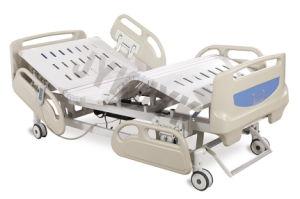 Cinq- La fonction lit d'hôpital électriques