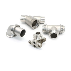 カスタム精密回り、製粉し、そしてCNCの機械で造る5つの軸線CNCのアルミニウム(ステンレス鋼か黄銅または銅)予備品