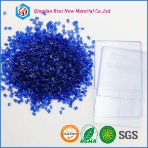 Masterbatch trasparente blu usato per lo stampaggio ad iniezione
