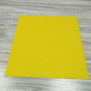 Pour les enfants bébé lavable colorés des tapis de jeu en caoutchouc de silicone résistant