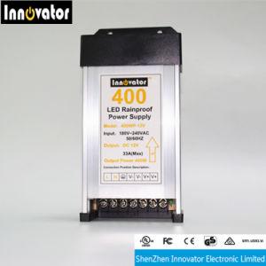 DC12V 400wp LEDの屋外LEDライトのためのRainproof電源