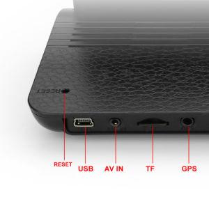 '' specchio Android DVR con percorso di GPS, WiFi del precipitare doppio 6.86