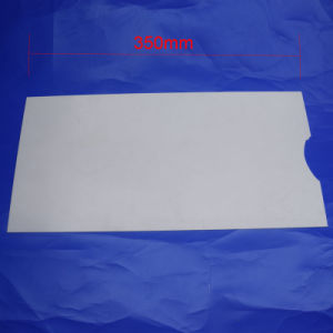 処理し難い電気絶縁体97%のAl2O3アルミナ陶磁器シートの製造者