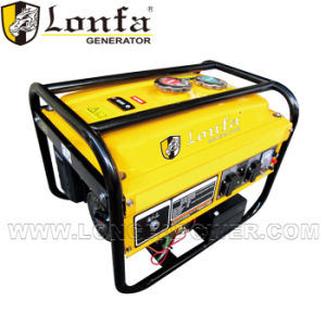 1.5 2.5 6.5 12 KVA 2.5 1.5 chilowatt 2000 650 prezzo di W 1.5kVA 2.5kVA 6.5kVA 12kVA 2.5kw 1.5kw 2000W 650W di piccolo generatore portatile del cherosene della benzina di grande potere da vendere