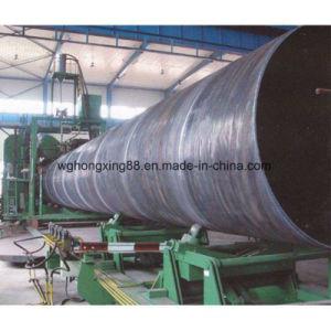 API5lので使用されるX42、X46、X52螺線形鋼管石油およびガスライン