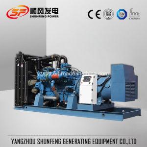 Жилом 644Ква 515квт электроэнергии дизельный генератор с двигателем Mtu