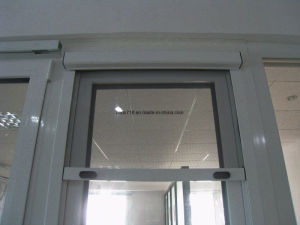 La finestra standard della stoffa per tendine gradua la finestra secondo la misura di alluminio della stoffa per tendine