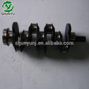 트랙터 예비 품목 디젤 엔진은 Yangdong Y490 크랭크축을 분해한다