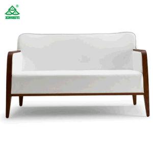 Nuevo diseño de ocio tapizado Sofá Dormitorios Silla de tela