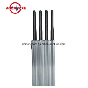 Portátil de alta potencia Jammer bandas 8bloqueador/P8plus Bloqueo para CDMA/GSM/3G/4glte celular/Wi-Fi /Bluetooth/GPS/Lojack, teléfono celular Jammer en venta