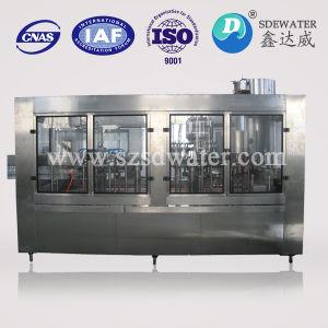 Высокое качество автоматической 3 в 1 вода в бутылках заполнения машины
