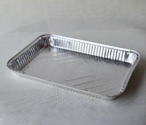 Carter en aluminium pour le grillage de poulet