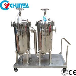 Proceso de tratamiento de agua más populares de la caja del filtro de bolsa