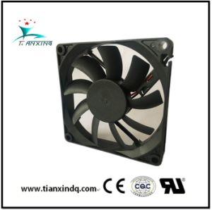ventilatore assiale di raffreddamento senza spazzola del ventilatore di Smalldc del blocco per grafici di 80*15mm 5V -24V