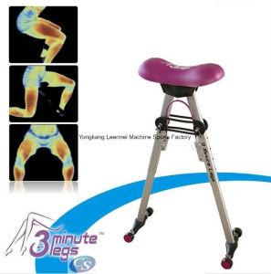 3 minutos de la pierna de la pierna Trainer Serie Uso Doméstico, equipos de gimnasia