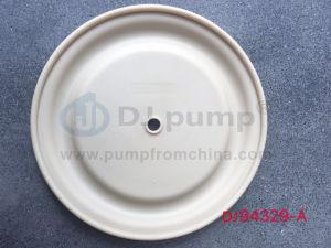 Neoprene di Viton EPDM del Buna di Diafragma Membrana San PTFE della membrana del diaframma di DJ94329-a