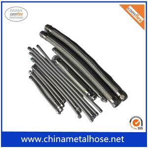 De hoge Slang van het Flexibele Metaal van het Roestvrij staal van de Flexibiliteit met 304 Vlechten