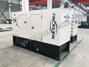 経済セリウムISOの112.5kVA Cummisによって動力を与えられる無声ディーゼル発電機