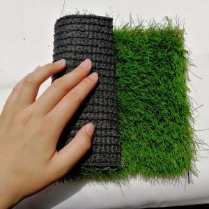 Moquette artificiale dell'erba per l'erba artificiale a buon mercato cinese del giardino