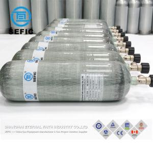 最下の価格経済的なカーボン合成物シリンダー