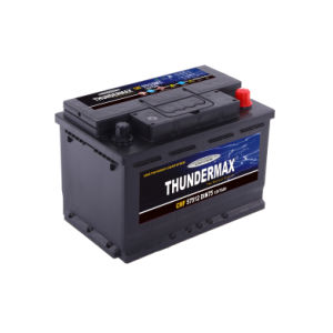 Jeje Thundermax 12V FMC DIN 5751275 Auo batterie plomb-acide